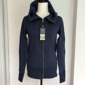 Kirkland Signature Women's Full Zip Jacket S Blue